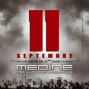 11 septembre, récit du 11ème jour