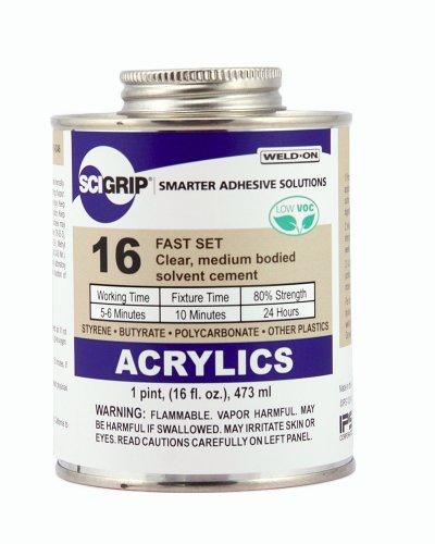 Acrylic Adhesive - 4