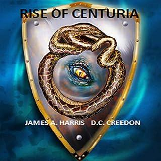 Rise of Centuria audiobook cover art