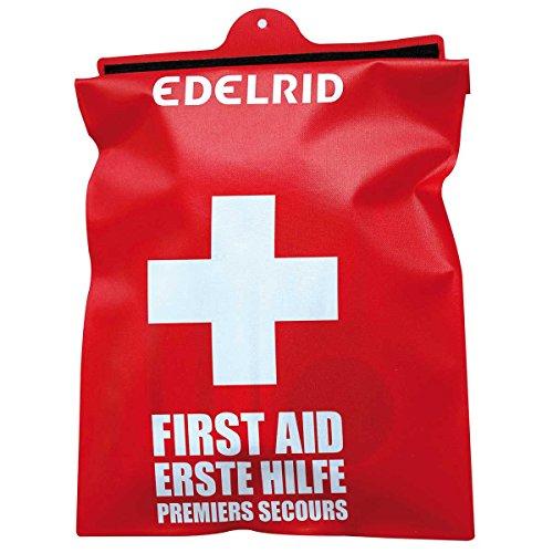 Edelrid Set de premier secours rouge