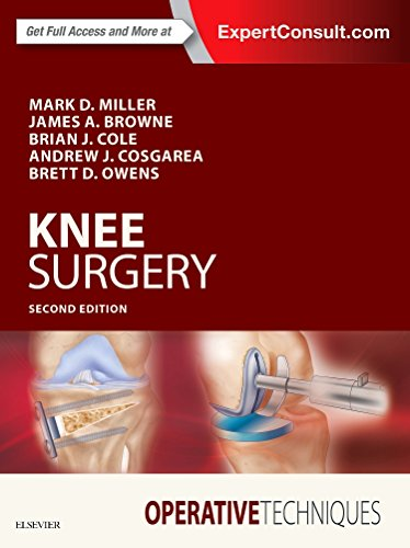 Operative Techniques: Knee Surgery: Book, Website and DVD