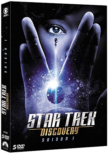 Star Trek - Discovery - Saison 1 [Francia] [DVD]