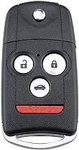 Car Key Fob Keyless Entry Flip Remote fits 2007-2013 Acura MDX RDX (N5F0602A1A)