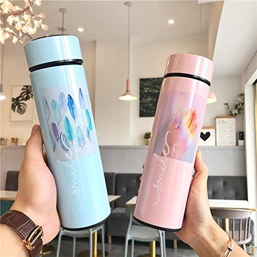 neuer Speicher kreative europäische und amerikanische Thermoskanne Tasse Studentinnen Tasse @ blue_feather