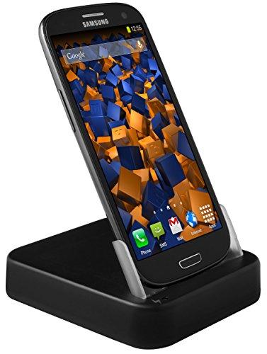 mumbi - Dock USB compatibile con docking station Samsung Galaxy S3 / Galaxy S3 Neo stazione di ricarica Cavo dati USB