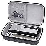 Aproca Hart Schutz Hülle Reise Tragen Etui Tasche für Stylophone das Original (Grey)