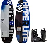 Hyperlite 2019 Motive Wakeboard 140 with Frequency OSFA