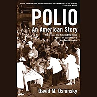 Polio audiobook cover art
