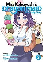 Miss Kobayashi's Dragon Maid: Elma's Office Lady Diary Vol. 3