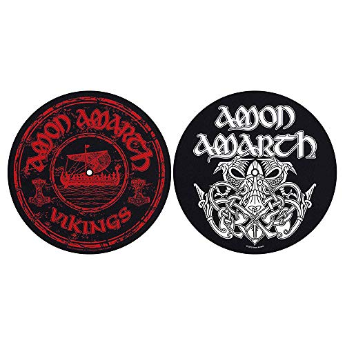 Amon Amarth - Logo / Vikings (2 Slipmats)