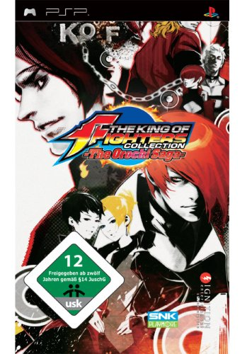 The King of Fighters Collection: The Orchi Saga