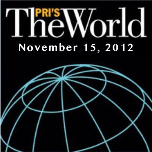 The World, November 15, 2012 cover art