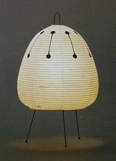 ISAMU NOGUCHI AKARI 1AD Standing Light Washi Paper Lantern Lamp Shade 40W