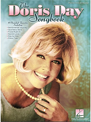 Doris Day: The Doris Day Songbook. Partitions pour Piano, Chant et Guitare