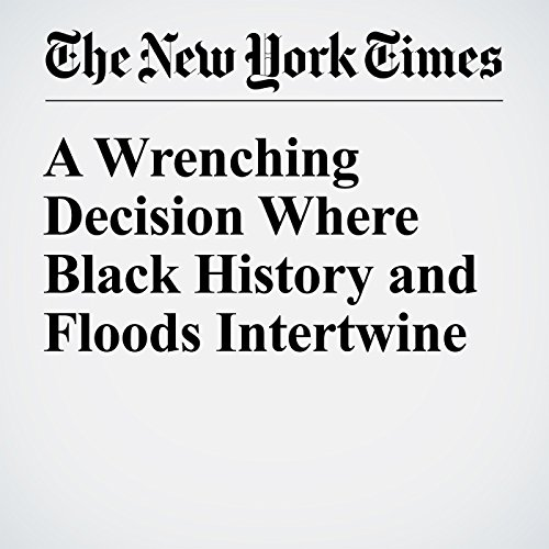 A Wrenching Decision Where Black History and Floods Intertwine cover art