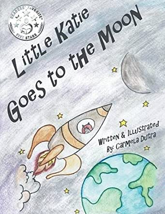Little Katie Goes to the Moon