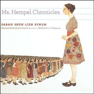 Ms. Hempel Chronicles audiobook cover art