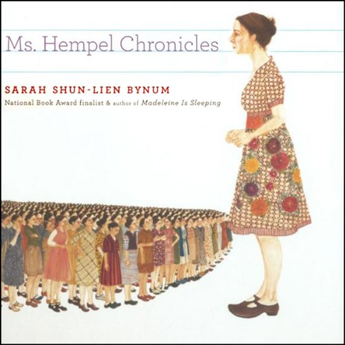 Ms. Hempel Chronicles audiobook cover art
