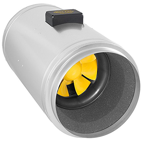 Preisvergleich Produktbild CAN Fans Q-Max 315 EC Ventilator,  2850 m³ / hr,  silber,  70 x 41 x 42 cm,  08-356-555