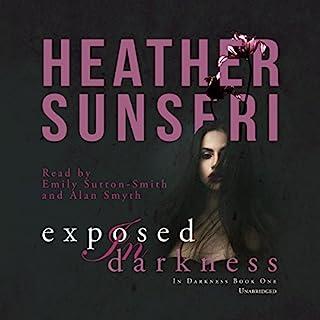Exposed in Darkness audiobook cover art
