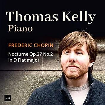 Nocturnes, Op. 27: II. Lento sostenuto in D-flat major