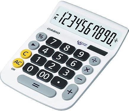 カシオ計算機(株) ユニバーサルデザイン電卓DU‐10A