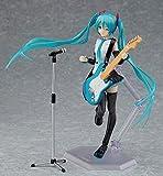 YIGEYI Figura de acción de Anime Hatsune Miku 15cm Figuras de PVC de PVC Modelo de colección Juguete...