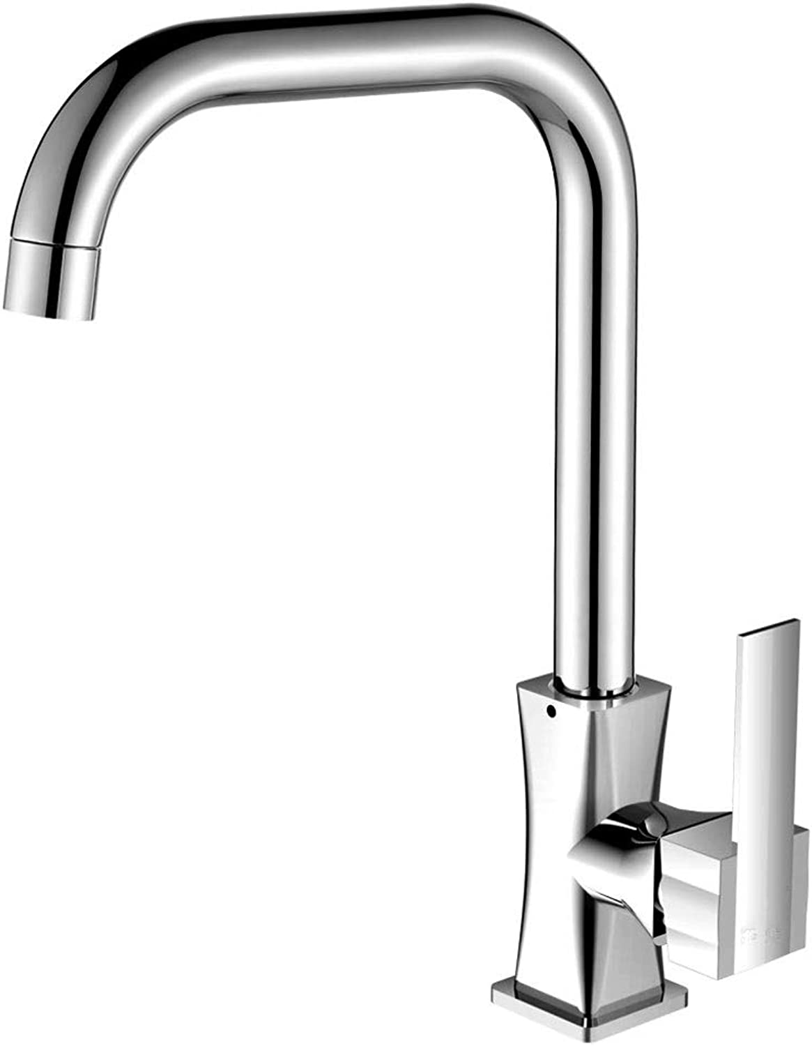 ZQG redating Kitchen Faucet, 304 Stainless Steel Sink Faucet Faucet