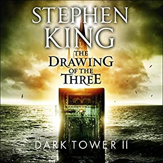 Couverture de The Dark Tower II: The Drawing of the Three