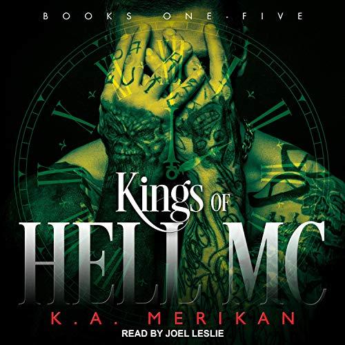 Kings of Hell MC Boxed Set cover art