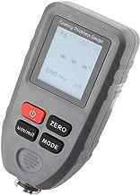 Fdit Socialme-EU Mini Medidor de Espesor Dispositivo de Prueba de Medidor De Recubrimiento de Autom/óviles de Mano Digital para Rango Automotriz 0mil a 80mil o 0.0 a 2.0mm