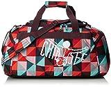 Chiemsee Unisex-Erwachsene Sporttasche Matchbag Medium Reisetasche, Magic Triangle Red, 56 x 27 x 29...