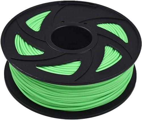 2021 ABS 3D Printer Filament - online sale 2.20 lb (1KG) The Diameter of 3.00 mm, Dimensional online sale Accuracy ABS Multiple Color (Fluorescent Green) online sale