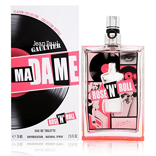 Jean Paul Gaultier Ma Dame Rose N Roll 75 ml EDT Spray