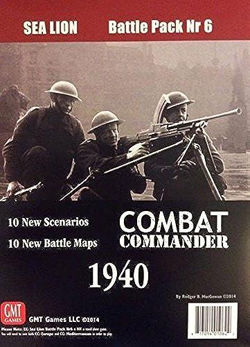 precioso GMT Games Combat Commander  Sea Sea Sea Lion  nuevo estilo