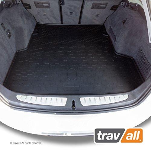 Travall Liner Kofferraumwanne TBM1099 - Maßgeschneiderte Gepäckraumeinlage mit Anti-Rutsch-Beschichtung