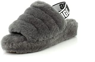 UGG Womens Fluff Yeah Slide Slipper