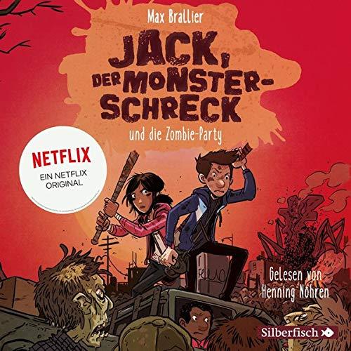 Jack, der Monsterschreck, und die Zombie-Party. Ein Netflix-Original Titelbild