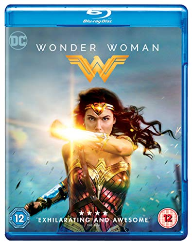 Wonder Woman [Blu-ray] [2017] [Region Free]