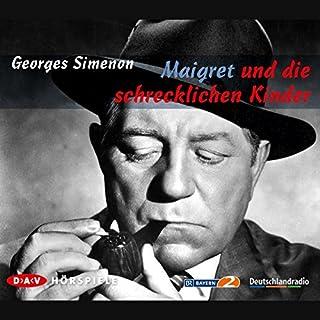 Maigret und die schrecklichen Kinder Titelbild