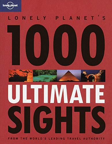 1 000 Ultimate Sights 1ed - Anglais
