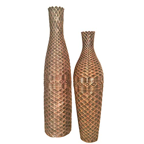 Decorative Vases Set of 2 Perfect for Any Home...