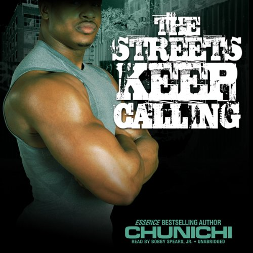 The Streets Keep Calling audiobook cover art
