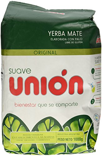 Yerba Mate marca Union