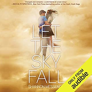Let the Sky Fall audiobook cover art