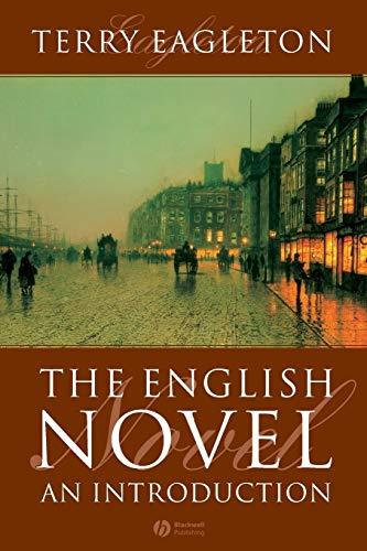 The English Novel: An Introduction [Lingua inglese]