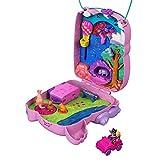 Polly Pocket GXC95 - Koala-Tasche, tragbare Schatulle mit Zubehörteilen, Spielzeug ab 4 Jahren