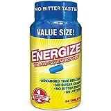 Best Energy Pills - iSatori Energize Caffeine Pills - Fast Acting Energy Review