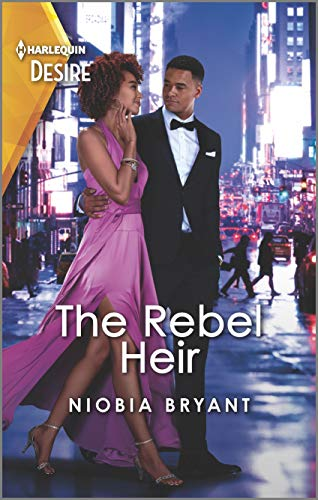 The Rebel Heir: A forbidden love, different worlds romance (Cress Brothers Book 2) by [Niobia Bryant]