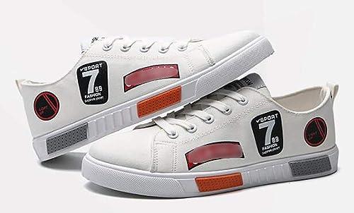 Rcnryles Chaussures de Sport de Loisirs Les Toiles,B,43.